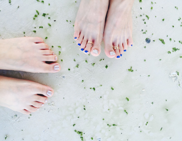 Shellac Toes Beauty Therapy + Skin Specialists Wanaka - Silver Sixpence